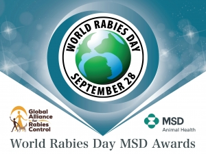 World Rabies Day: Nominate a Rabies Champion