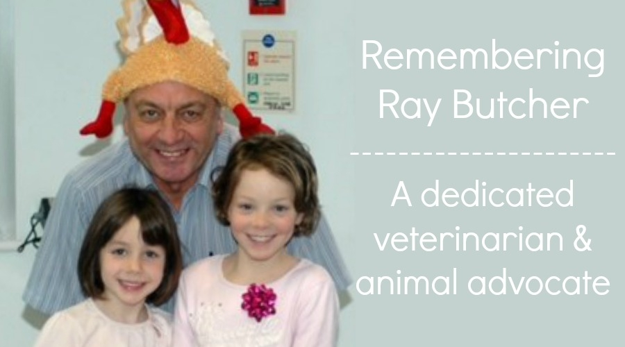 Remembering Ray Butcher
